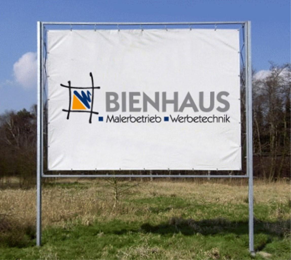Schildersysteme - Bienhaus